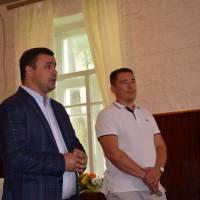 Зустріч з народним Дупутатом України М.Микитасем