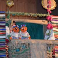 Вистава обласного лялькового театру ім.О.Довженка