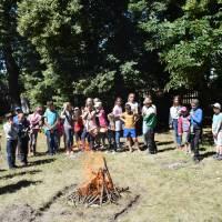 Закриття пришкільного табору