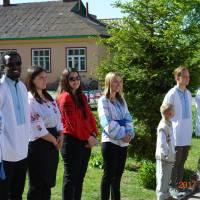 Американські друзі -  волонтери Корпусу миру