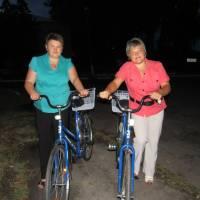 вручення велосипедів