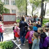 Мітинг до Дня Перемоги в с.Іванівка