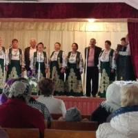 Концерт до Дня Перемоги у Количівському будинку культури