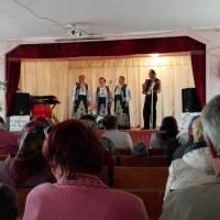 Концерт у Количівському будинку культури