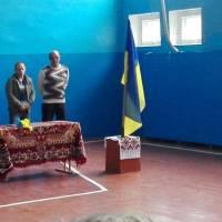Привітання від сільського голови С.І.Гаруса