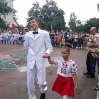 Йдуть випускники... Верещагін Микола