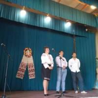 Вітання Олени Хоменко, Сергія Гаруса та Павла Гуртового