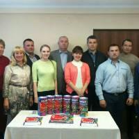 Колектив Кіптівської сільської ради активно долучився до збору коштів