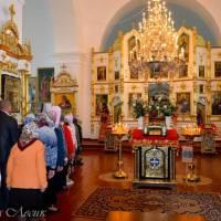 Річниця Свято-Миколаївської православної церкви села Вертіївки