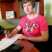 Рибецька Світлана Миколаївна    спеціаліст фінансово-бухгалтерського відділу