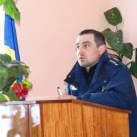 Виступ Грицюка Г.С., дільничний інспектор поліції
