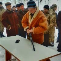 Військові навчання в смт. Ріпки