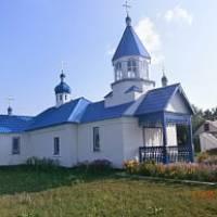 Церква на честь введення в храм Пресвятої Богородиці (с. Охіньки)