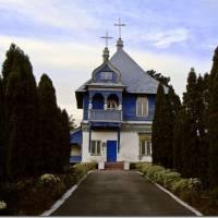 Миколаївська церква (маєток Рахманових-Волконських, XIX ст.)