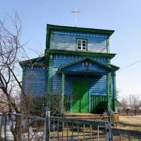 Церква на честь Покрови Пресвятої Богородиці (с. Смош)