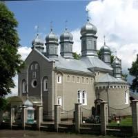 Миколаївська церква, побудована у 1879 році