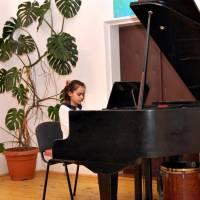Концерт в музичній школі
