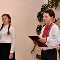 Концерт в Чудейській музичній школі до Шевченківських днів та 8 березня
