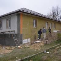 Клішковецька музична школа під час  ремонтних робіт