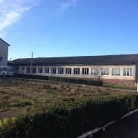 Заміна вікон  та ремонт спортзалу Полянської НВК