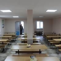 ОЗО імені Леоніда Каденюка у с. Клішківці, відремонтована їдальня