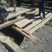 Капітальний ремонт містка по вулиці Миру. Вересень-жовтень 2016 р.