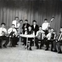 Orchestra condusa de Ion Cocea