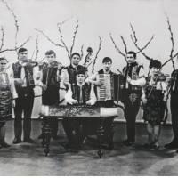 Orchestra condusa de Mihail Diaconu