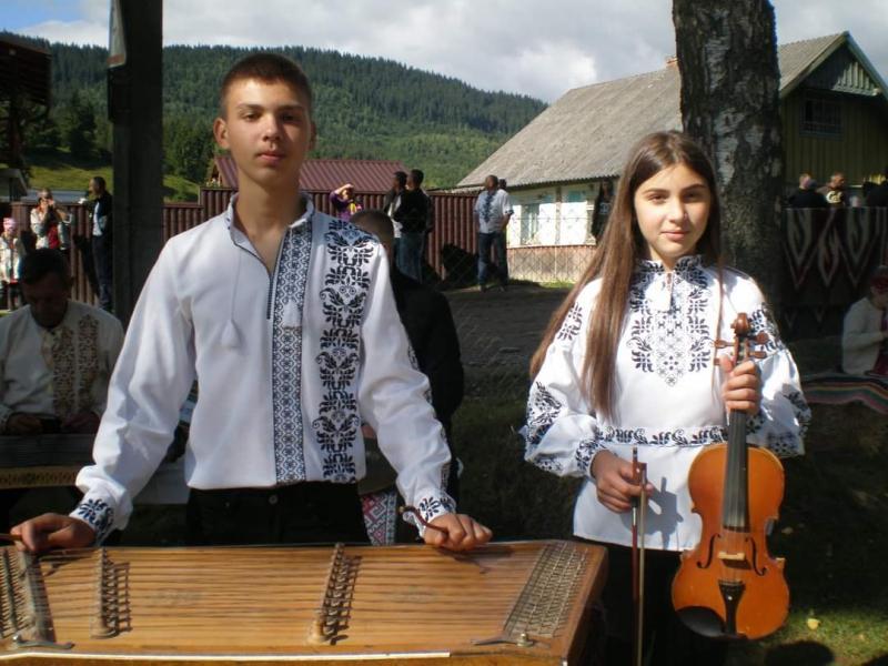 """Фестиваль """"Я-гуцул"""" с.Самакова 2021 р."""