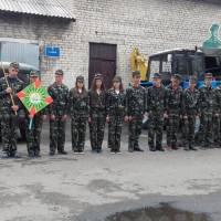 Відбулась дитячо-юнацька військово-патріотична гра «Джура-Кордон»