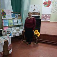 Бібліотека с. Вашківці