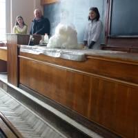 Учні 7-11 класів ЗОШ с.Вашківці побували в Інституті біології, хімії та біоресурсів Чернівецького національного університету імені Ю.Федьковича