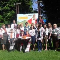 Усть-Путильська громада на святі