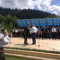 Заслужена нагорода сільськму голові від голови обласної ради