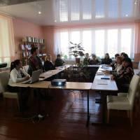 Засідання методичного об'єднання учителів Великокучурівської ОТГ