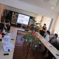 Засідання методичного об'єднання учителів суспільно-гуманітарного дисциплін Великокучурівської ОТГ