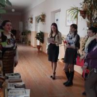 Методичне обєднання шкільних бібліотекарів