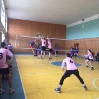 обласний турнір з волейболу