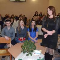 Зустріч з випускниками Снячівської ЗОШ - 2017 рік