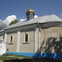 Церква Іоанна Богослова у с.Вікно