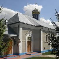 Церква у с.Вікно
