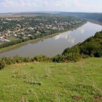 Вигляд на Тернопільську область з с.Вікно