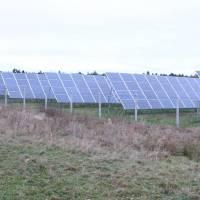 Сонячна електростанція в Старах Богородчанах (Івано-Франківська область)