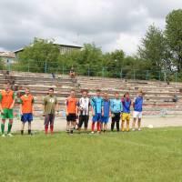 Турнір по міні-футболу до 20-ї річниці Конституції України