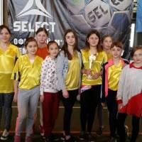 Кубок області серед дівчат 2004 р. і молодших - ІІ місце