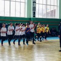 Першість області серед дівчат 2001р. і молодших - ІІІ місце (відбулися 18-19 листопада 2017року)