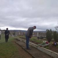 На кладовищі у Яковлівці