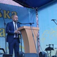 Заступник голови обласної організації радикальної партії Олега Ляшка Ковальський Вадим.