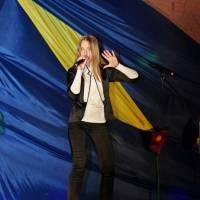 Виступ Олени Шинкар, учасниці шоу