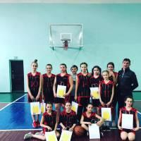 Чемпіонат Рівненської області з баскетболу серед дівчат 2007 року